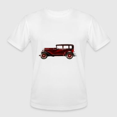 Jaguar Classic Car vintage car - Men's Moisture Wicking Performance T-Shirt