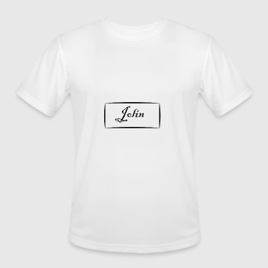 Jolin - Men's Moisture Wicking Performance T-Shirt