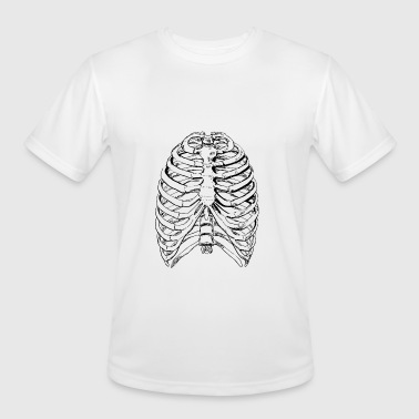Ribbed Ribs - Men's Moisture Wicking Performance T-Shirt