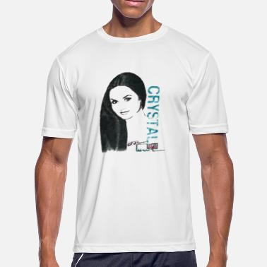 Hall Of Fame Crystal Gayle - Hall of FAME - Men's Moisture Wicking Performance T-Shirt