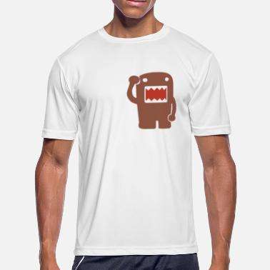 Domo angry DOMO - Men's Moisture Wicking Performance T-Shirt