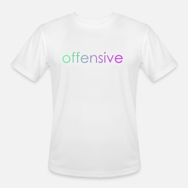 Offensive For Offensive - Men's Moisture Wicking Performance T-Shirt