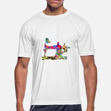 Sewing Sewing Machine - Men's Sport T-Shirt