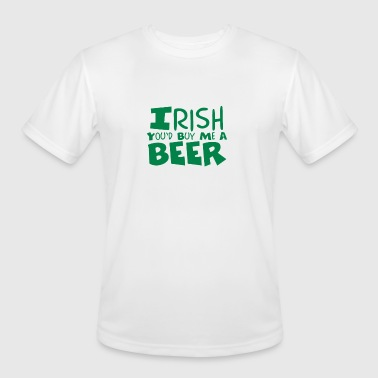 Irish Beer - Men's Moisture Wicking Performance T-Shirt