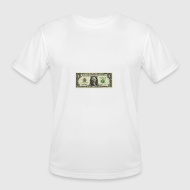 Get Buck get a buck - Men's Moisture Wicking Performance T-Shirt