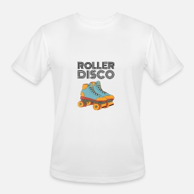Roller Disco Roller Disco - Men's Moisture Wicking Performance T-Shirt