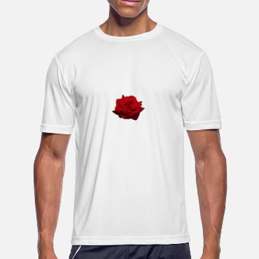 The rose Rose - Men's Moisture Wicking Performance T-Shirt