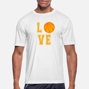 Ball Sport Basketball Love Ball Sport erotic - Men's Sport T-Shirt