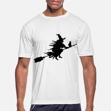 Witching Hour witch - Men's Sport T-Shirt