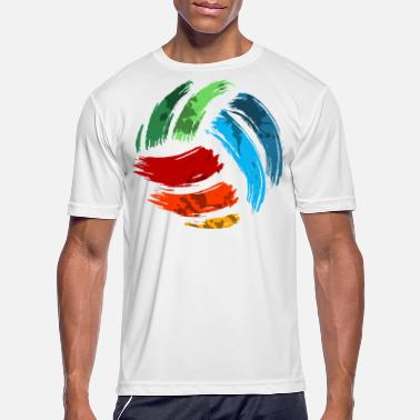 Teamsport Volleyball , teamsport giftidea, ballsport, - Men's Sport T-Shirt