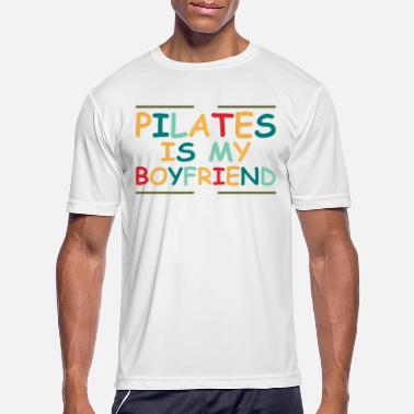 Excercise Class Pilates - Men's Sport T-Shirt