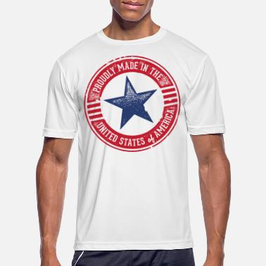 Made In Usa made in usa - Men's Sport T-Shirt
