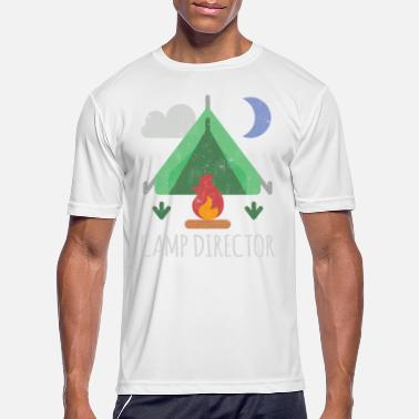 Camp Camp Director - Men's Sport T-Shirt