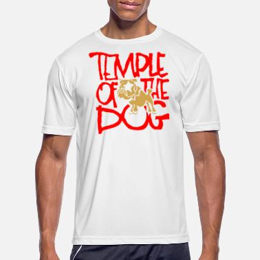 Temple Temple of the Dog - Men's Sport T-Shirt
