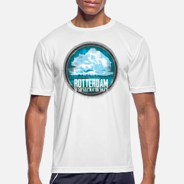 Port rotterdam port - Men's Sport T-Shirt