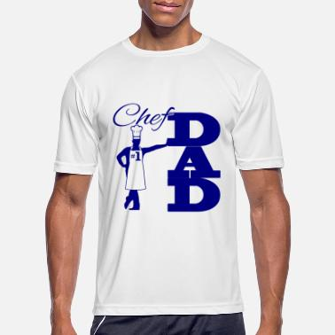 Glut CHEF DAD GEAR - Men's Sport T-Shirt