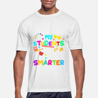 Students My Students Are 100 Days Smarter School Gift - Men's Sport T-Shirt