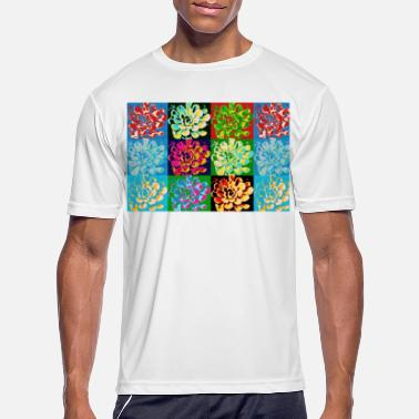 Warhol andy warhol flower - Men's Sport T-Shirt