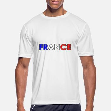 National Colors France - Tricolore - National Colors - Men's Sport T-Shirt