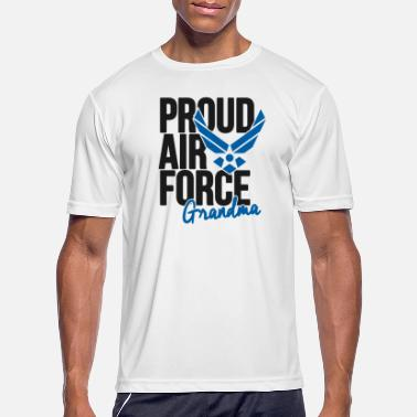 Air Force Grandmother - Men's Sport T-Shirt