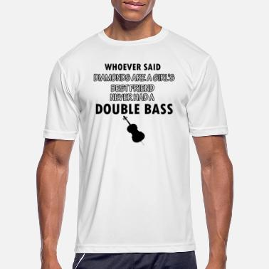 Bass Line double bass design - Men's Sport T-Shirt