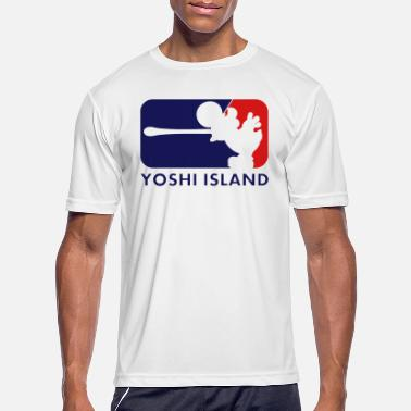 MAYOR YOSHI - Men's Sport T-Shirt