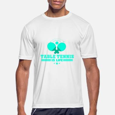Table Tennis Table Tennis - Men's Sport T-Shirt