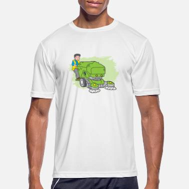 Cleaner Clean up Crew Cleaning Machine Cleaner Cleaning - Men's Sport T-Shirt