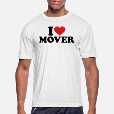 Movers Mover - Men's Sport T-Shirt