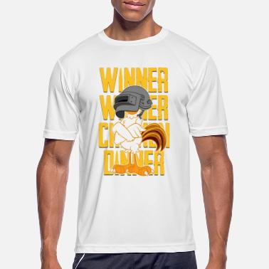Dinner Winner Winner Ammo Chicken - Men's Sport T-Shirt