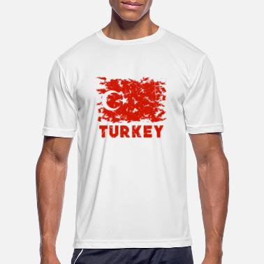 Turk Turkey Turk - Men's Sport T-Shirt