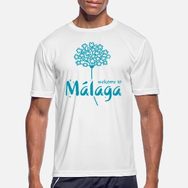 Jazmín Welcome to Malaga 7 - Men's Sport T-Shirt
