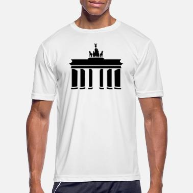 Brandenburg Brandenburg Gate - Men's Sport T-Shirt