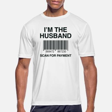 Scan Scan For Payment - Men's Sport T-Shirt