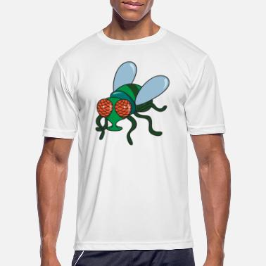 Fly Fly Insect - Men's Sport T-Shirt