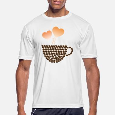 Coffee - Men's Sport T-Shirt