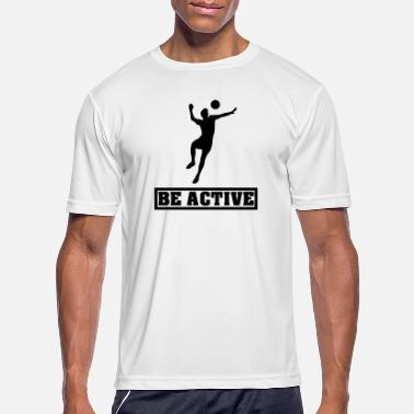 Sporty Be Active Sporty - Men's Sport T-Shirt