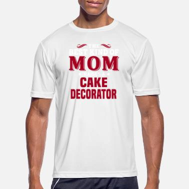 Decorating Cake Decorator - Men's Sport T-Shirt
