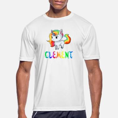 Clement Clement Unicorn - Men's Sport T-Shirt