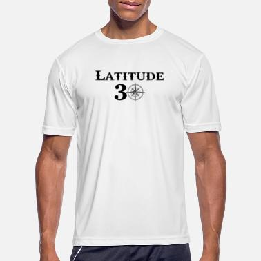 Latitude Latitude 30 - Men's Sport T-Shirt