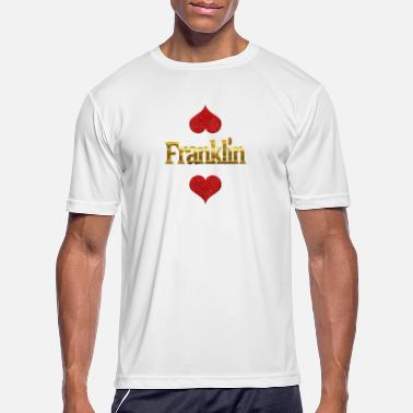 Franklin Franklin - Men's Sport T-Shirt