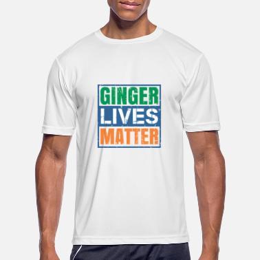 St Patricks Day Ginger Pride Orange Toddler T-Shirt
