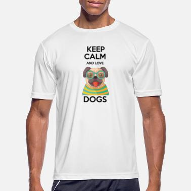 Shop Lovely Dog Quotes T-Shirts online | Spreadshirt