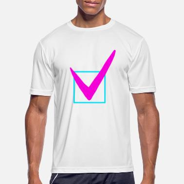 Check Mark Check mark - Men's Sport T-Shirt