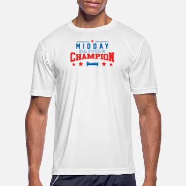 Midday Midday Nap Champion - Men's Sport T-Shirt