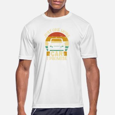 Promise just one more car i promise - Men's Sport T-Shirt