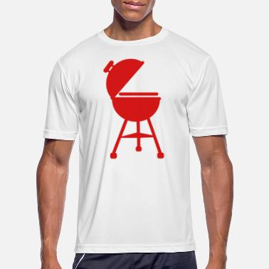 Bbq Supply BBQ - Men's Sport T-Shirt