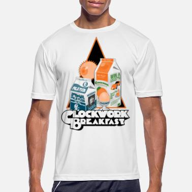Clockwork Clockwork Breakfast - Men's Sport T-Shirt
