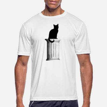 Pussy on a pedestal - Men's Sport T-Shirt