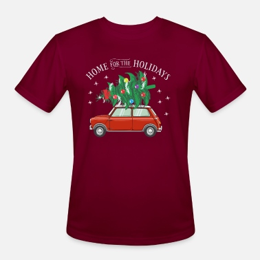 Holidays HOME FOR THE HOLIDAYS - Men's Sport T-Shirt